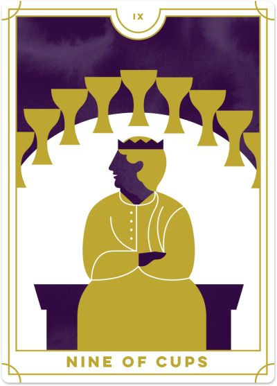 Suit of Cups Tarot Card Meanings | Biddy Tarot