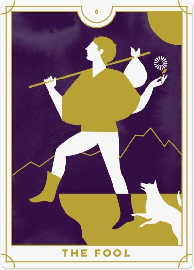 Fool Tarot Card Meanings | Biddy Tarot