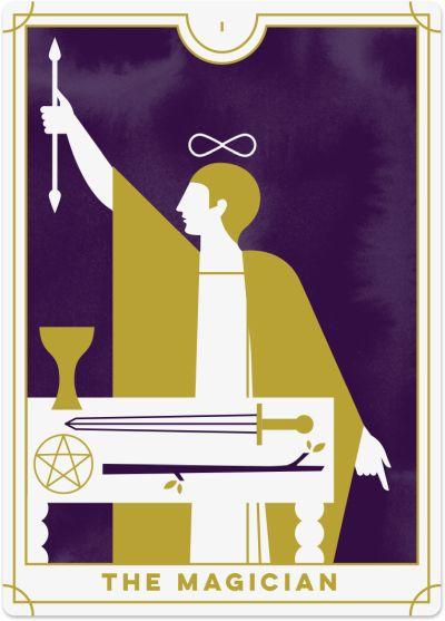 Magician Tarot Card Meanings | Biddy Tarot