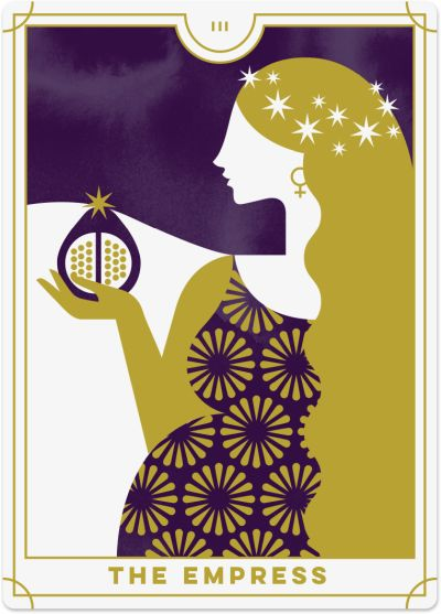 Empress Tarot Card Meanings | Biddy Tarot