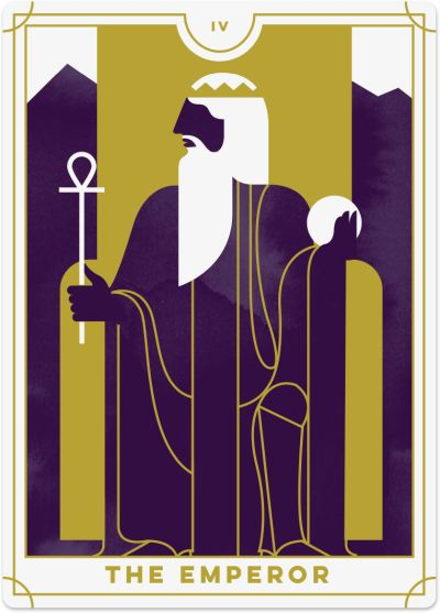 Emperor Tarot Card Meanings tarot card meaning