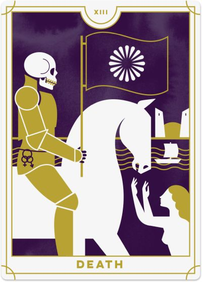 Death Tarot Card Meanings tarot card meaning