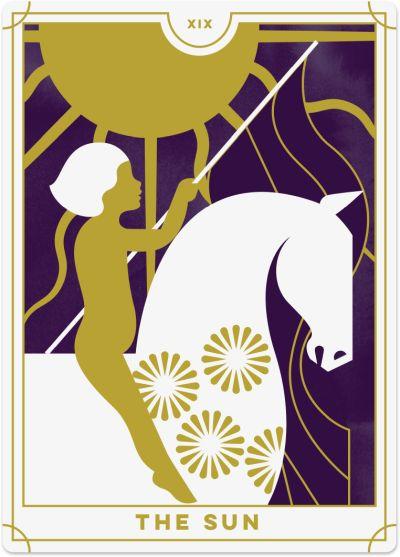 Sun Tarot Card Meanings tarot card meaning