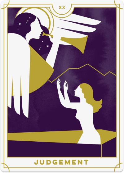 Judgement Tarot Card Meanings tarot card meaning
