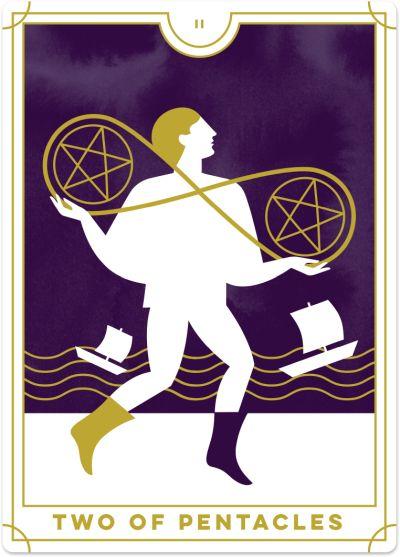 Suit of Pentacles Tarot Card Meanings | Biddy Tarot