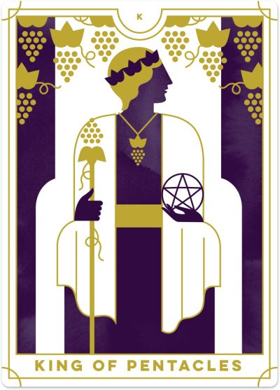 King of Pentacles Tarot Card Meanings tarot card meaning