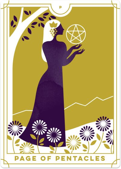 Page of Pentacles Tarot Card Meanings tarot card meaning