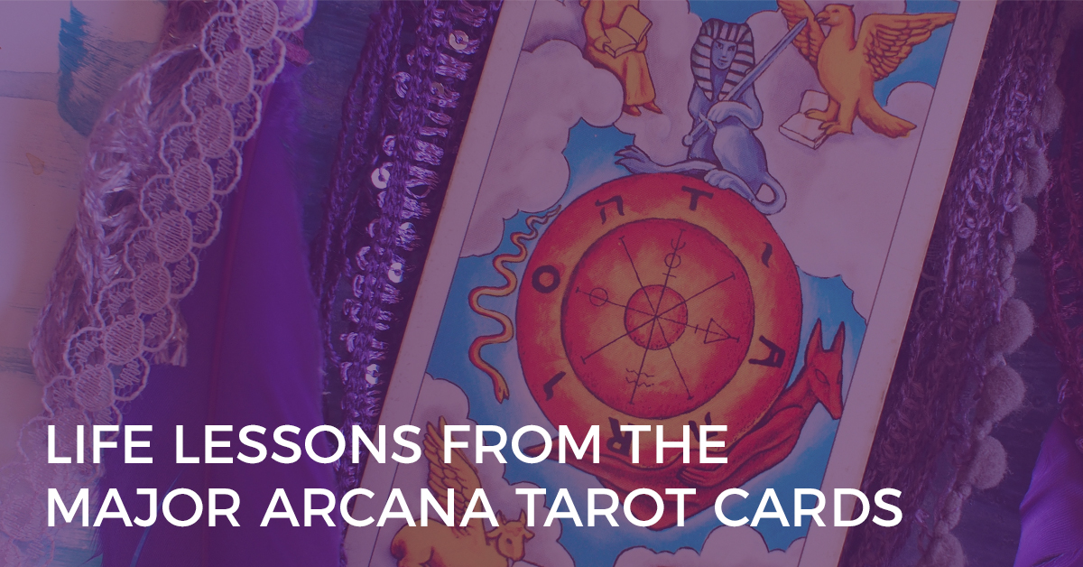 lessons from the major arcana