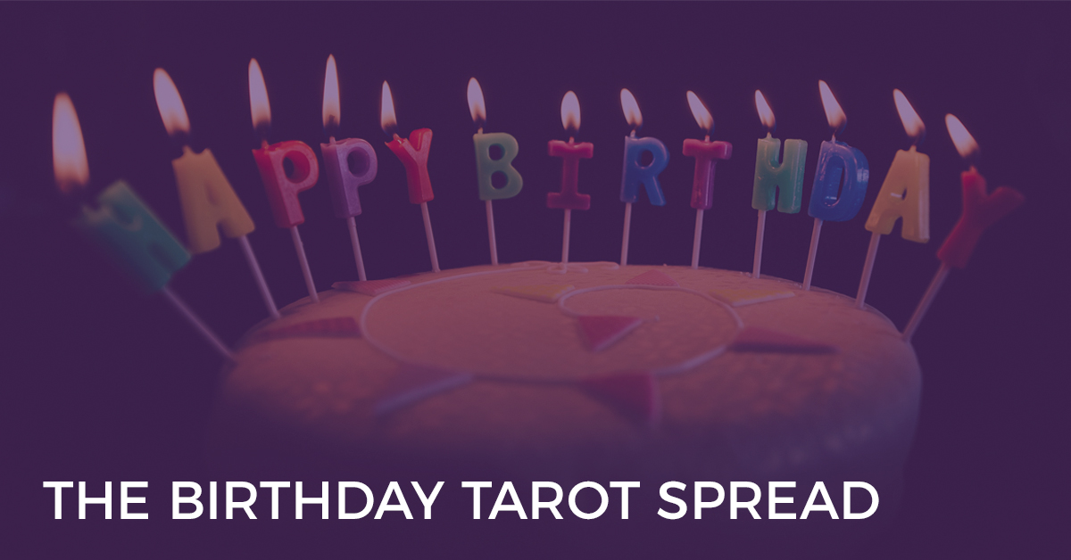 Birthday Tarot Spread