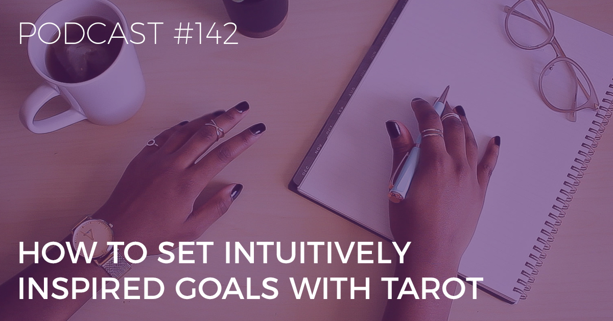 set goals with tarot