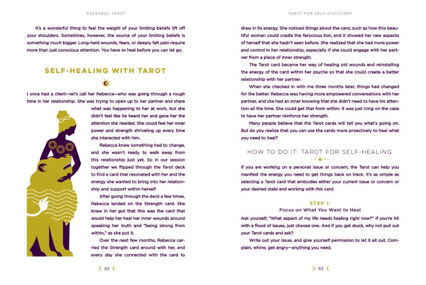 everyday tarot excerpt