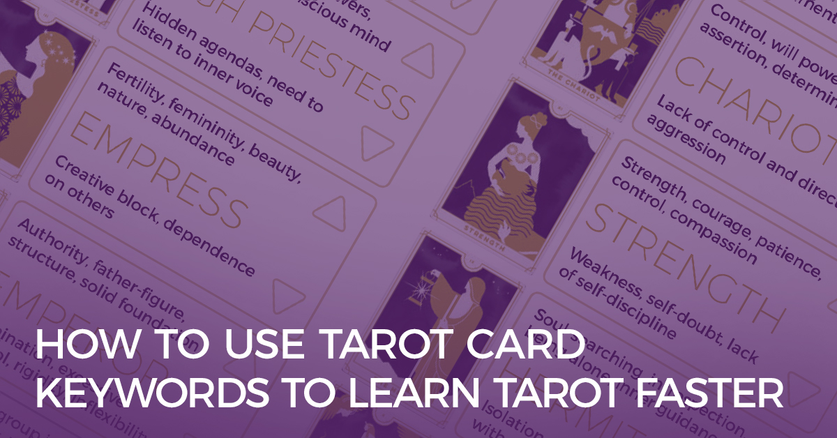 photo regarding Printable Tarot Flashcards referred to as How towards Seek the services of Tarot Card Keywords and phrases toward Understand Tarot Quicker Biddy
