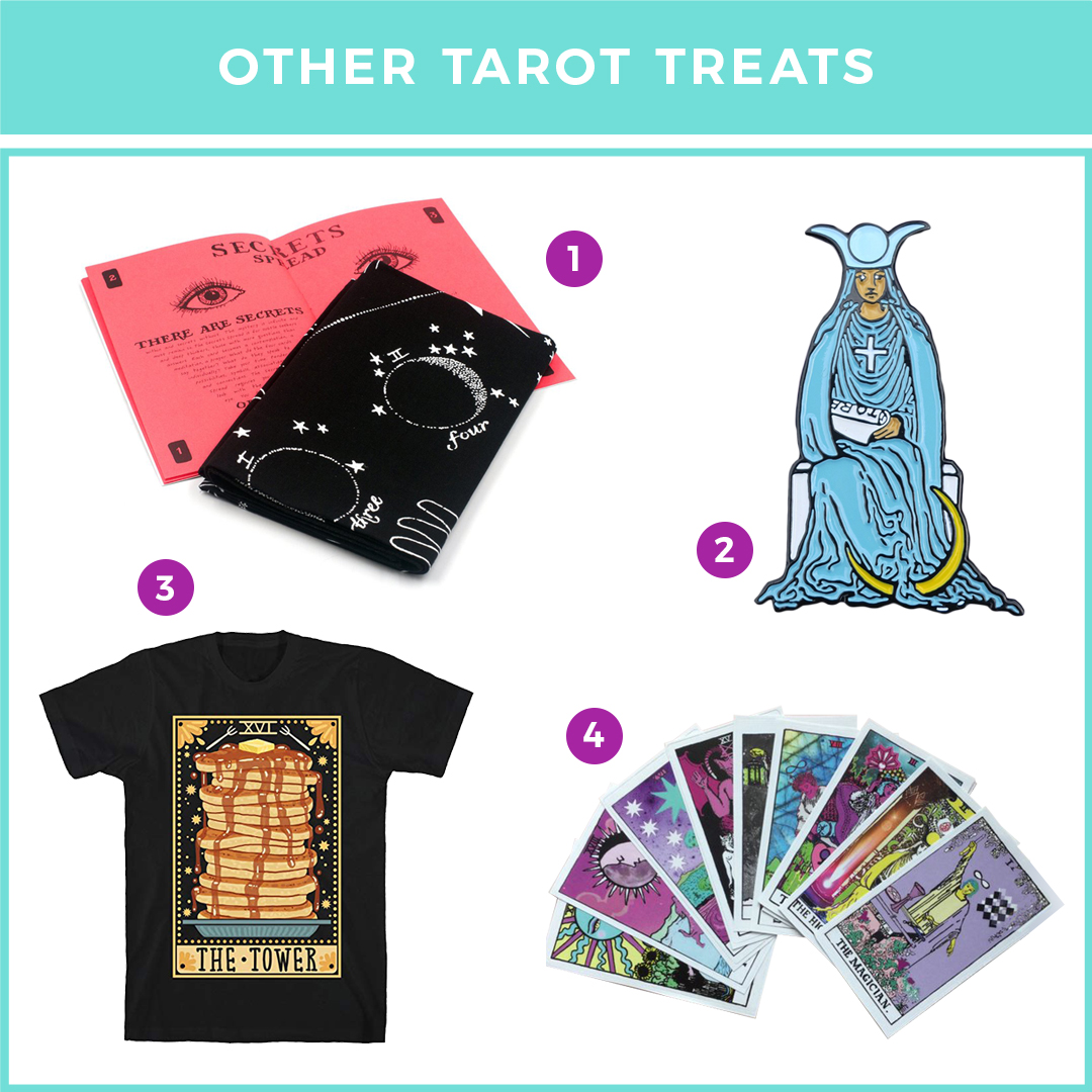 Other Tarot Treats