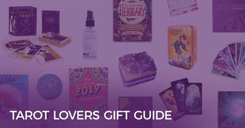Tarot Lovers Gift Guide