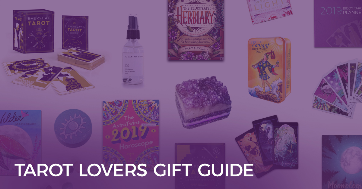 Tarot Lovers Gift Guide