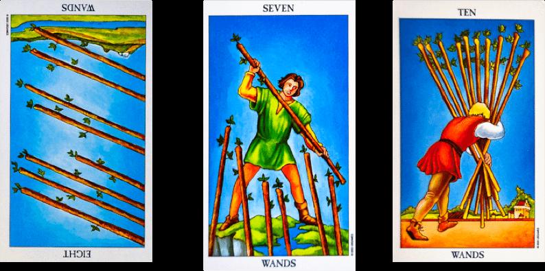 tarot-circle-three-cards